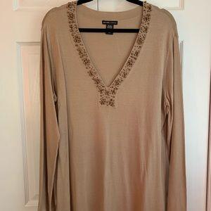 NY&Co beaded tunic top